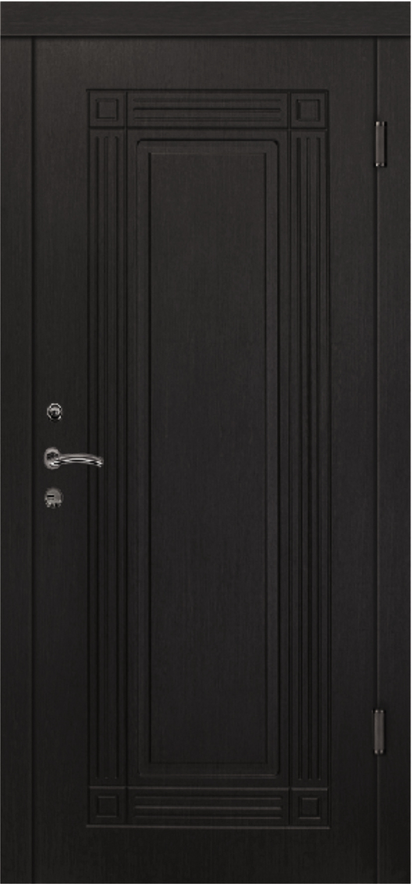 Вхідні двері ТМ «Lvivski New» серія «Optima VIP»LV-234(960)VIN